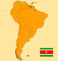 Guia De Globalizacion Suriname